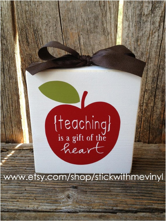 teaching is a gift From someone that knows, these are teacher gifts that they'll appreciate check out this list of the 7 best teacher gifts.