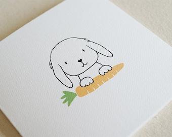 Bunny / Card