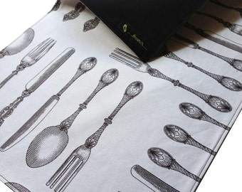 Cutlery Fabric Placemat