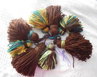 Tribal Belt Tassels-Custom Made Specialty Sets