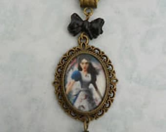Alice Madness  returns  Necklace