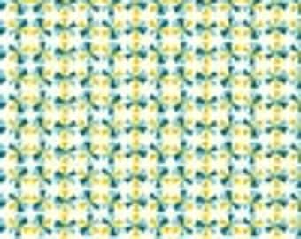Rebekah Ginda for Birch Fabrics, Pinwheels Fabric 1/2 Yard 100% Organic
