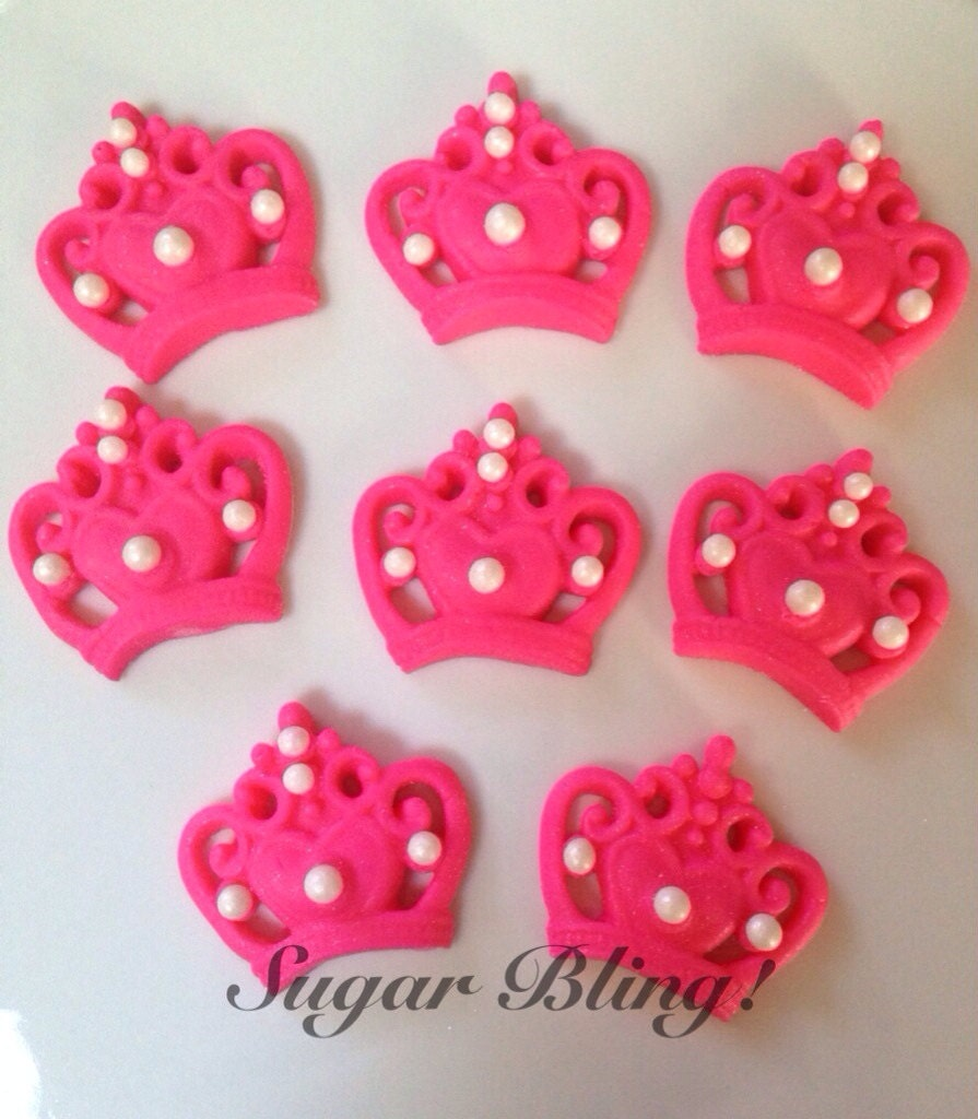 how to make hot pink fondant