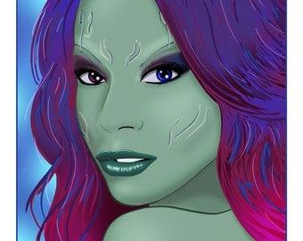 Soldana Gamora