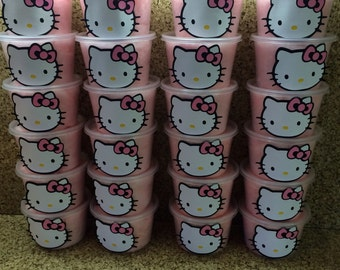 16 oz Cotton Candy Tubs