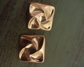 Taxco 925 Silver Earrings