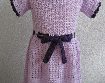 Children dress in vintage style