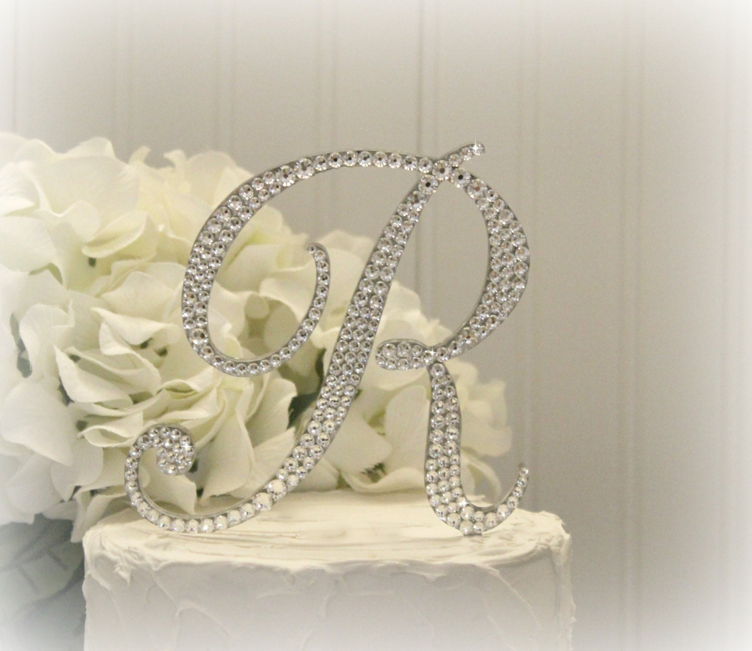wedding cake topper letter wedding cake topper monogram cake topper letter cake topper 8805