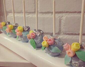 Engagement Ring Cake Pop 20