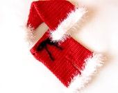 Crochet PATTERN Santa Pants Santa Hat