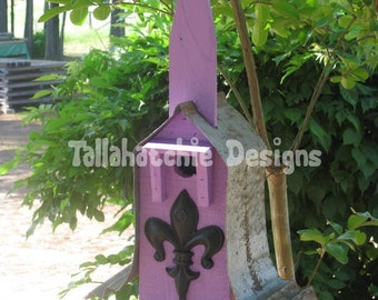 Birdhouse-Rustic Birdhouse-Primitive Birdhouse-Mission Birdhouse-Church Birdhouse-Rusty Roof Birdhouse-Metal Roof Birdhouse