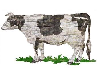 Cow Farm Animal Wall Decal #44909