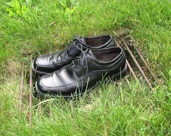 Florsheim Men's Shoes - Black Florsheim Shoes - Size 14 Shoes