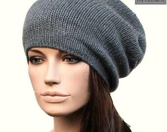 CAP Merino, medium gray