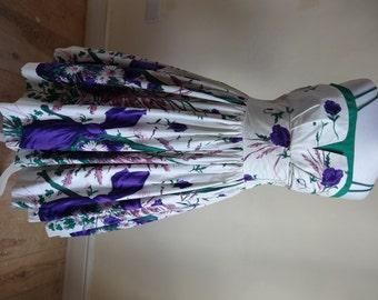 1950s Sambo Cotton Sundress