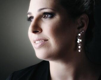 Modern Jewelry Designs - Modern Earrings - Modern Jewelry - Modern Silver Earrings - hedendaagse juwelenmodern jewelry designs