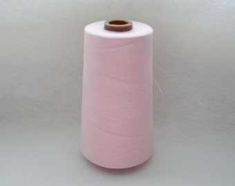 Pink-100% Polyester Sewing Thread 6,000 yards
