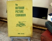 The Outdoor Picture Cookbook by Bob Jones - mMmFoundStuff