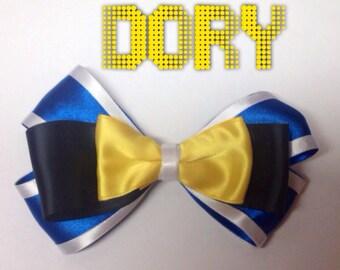 Dory inspired disney bow