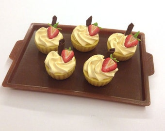 Sweet Cabochon - Cupcake20pcs -  LOT239
