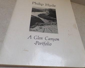 "Phiip Hyde, reknownd photographer, Glen Canyon Utah, portfolio, 19~ 11 x 14"" Prints"
