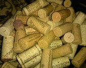 10 corks for your projects; wine, champagne, natural, synthetic
