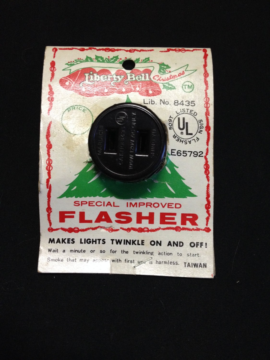 liberty bell light flasher