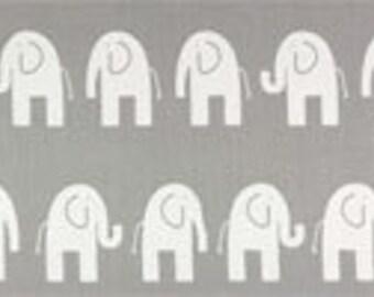 Elephant table runner