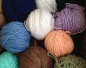 Red Heart Yarn Grab Bag
