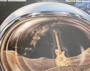 Roy Buchanan - You're Not Alone - vinyl record