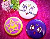 Sailor Moon PIN PACK