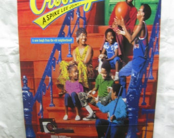 Crooklyn 1994 Movie Poster mp097