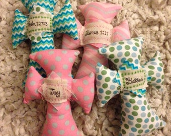 Baby stuffed Comfy Crosses
