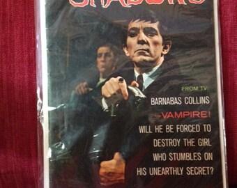 Vintage 1968 Dark Shadows Barnabas Collins Comic Book The Vampire's Prey