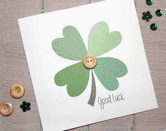Luck Of The Irish Greeting Card