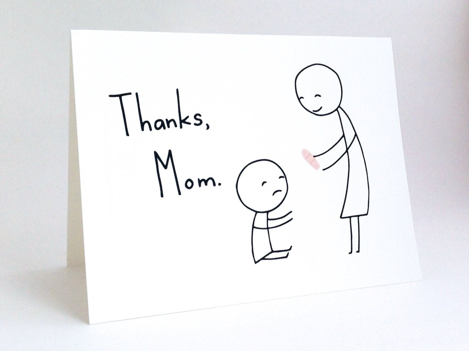 Cute Mother 39 S Day Card Funny Birthday Card For Mom