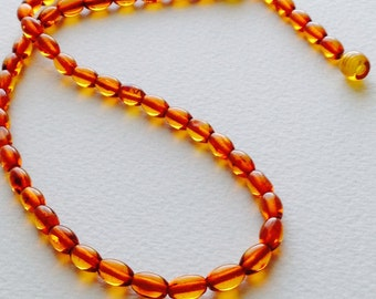 High Grade Amber Bead Necklace