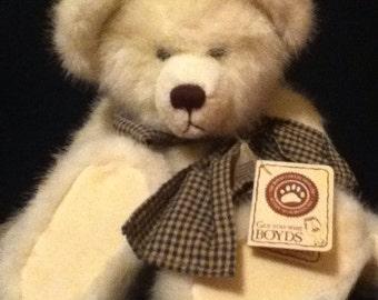 teddy bear Boyd's bear peter potter stuffed bear