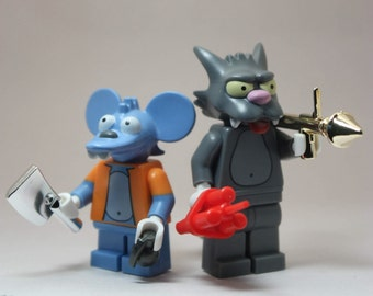 Tinkerbling | The Simpsons - Itchy & Scratchy