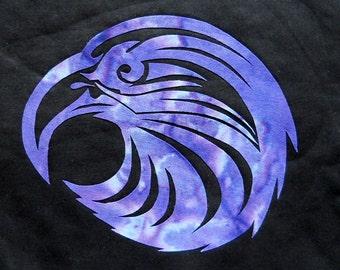 Eagle Head Quilt Applique Pattern Design