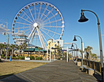 Farris Wheel in Myrtle Beach