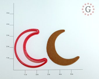 Crescent Moon Cookie Cutter