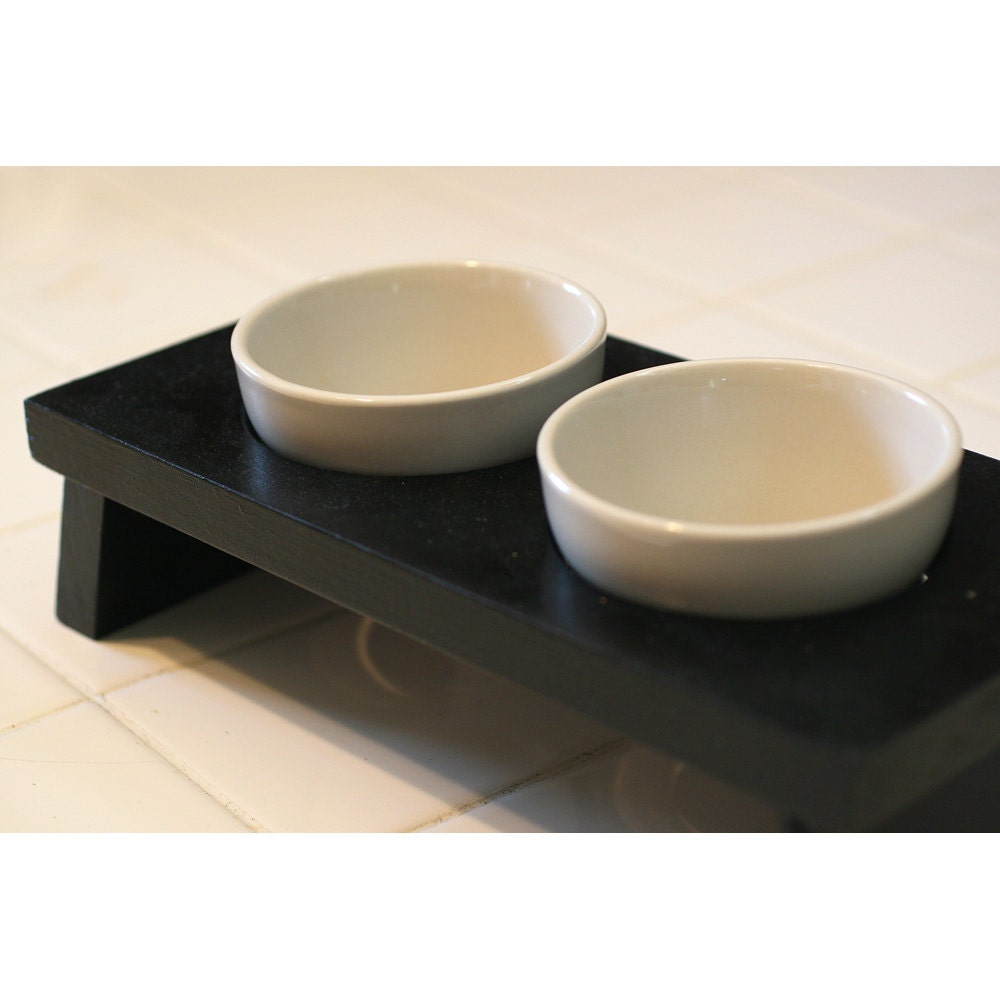 Cat Water Dish Food Dish