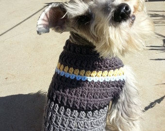 FY.101 Comfy Cozy Dog Sweater