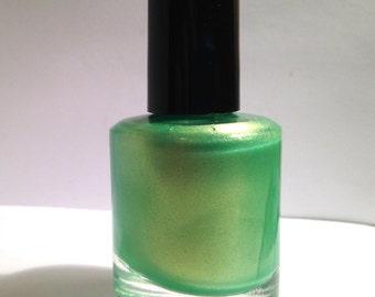 Venom - Handmade Custom Nail Polish / Glitter Polish -15ml Bottle