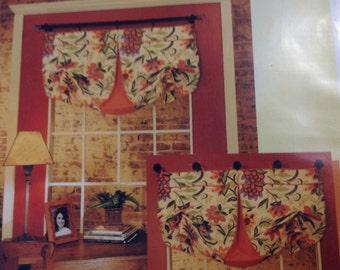 Abigail professional window treatment pattern for Professional window treatment patterns