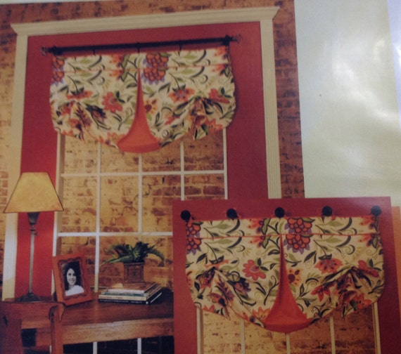 southern living abigail window treatment pattern easy