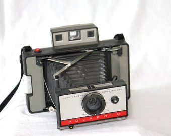Vintage Polaroid 220 Instant Automatic Land Camera Vintage Camera