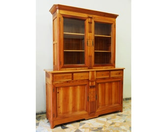 Rustic style cupboard