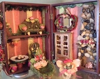 Solitude Cabin - Home of Fairy Jinx